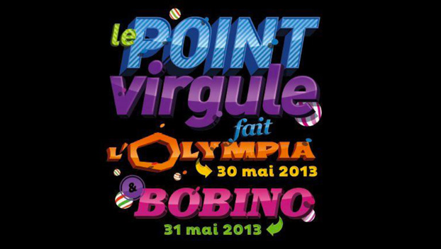 La promo 2013 du Point Virgule à la télé!