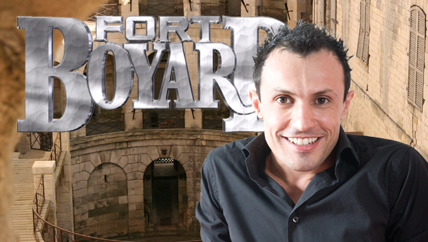 Willy Rovelli, le nouveau membre du Fort Boyard