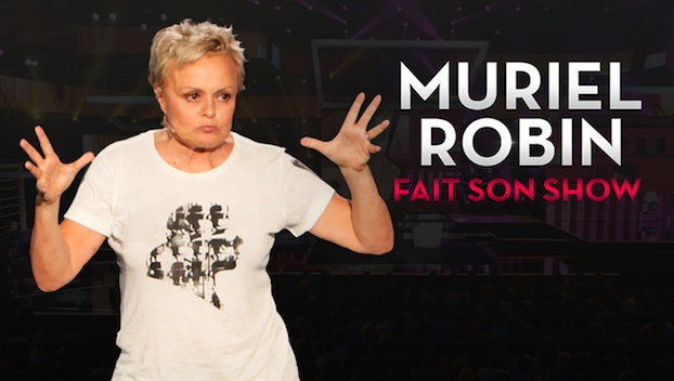 TF1 honore Muriel Robin !