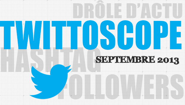 Twittoscope sept 2013