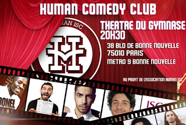 The Human Comedy Club